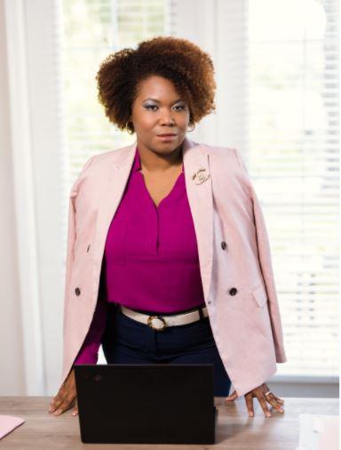 Meliah Jefferson, Attorney and Survivor